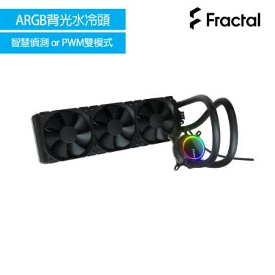 【Fractal Design】Celsius+ S36 Dynamic水冷散熱器