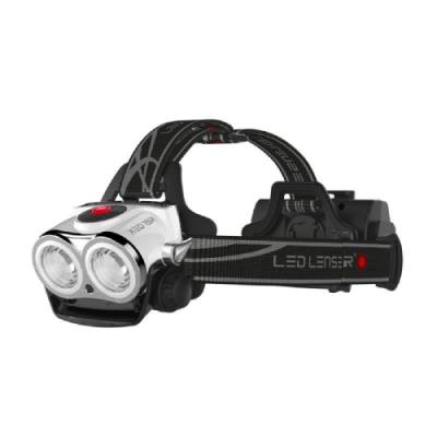 LED LENSER 7219-RW XEO19R 專業多功能強光頭燈組 2000流明 白