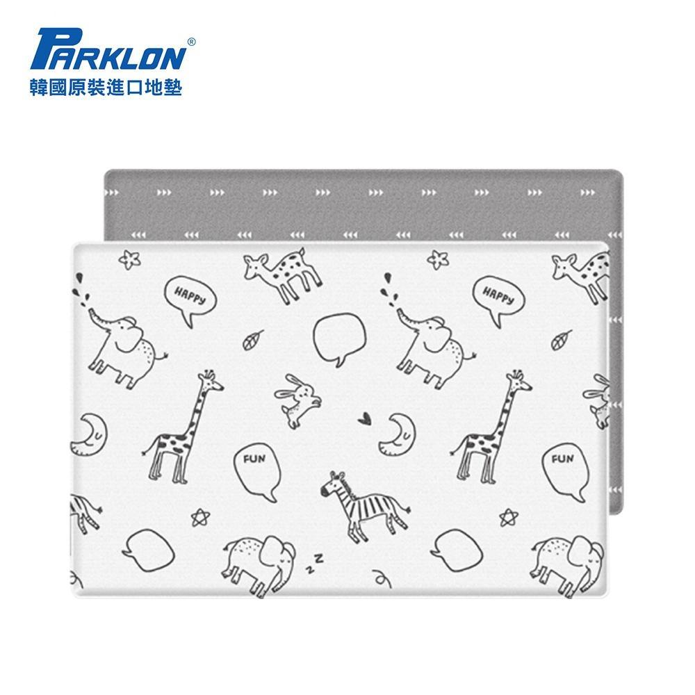 【PARKLON】韓國帕龍PURE BUBBLE泡泡墊-動物悄悄話  雙面厚4CM地墊