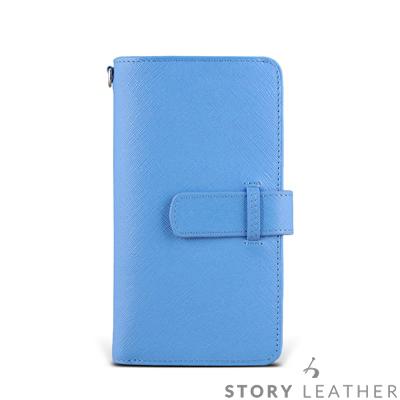 STORYLEATHER iPhone XS Max 6.5吋 筆記本款 客製化皮套