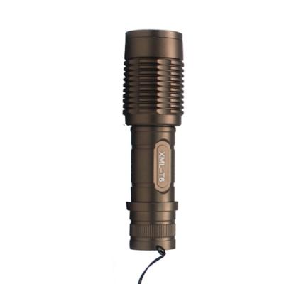 【BWW嚴選】熊讚 CY-6106 伸縮調焦手電筒