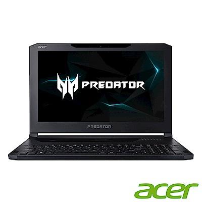 Acer PT715-51-70B6 15吋電競筆電(i7-7700/1080MaxQ/福