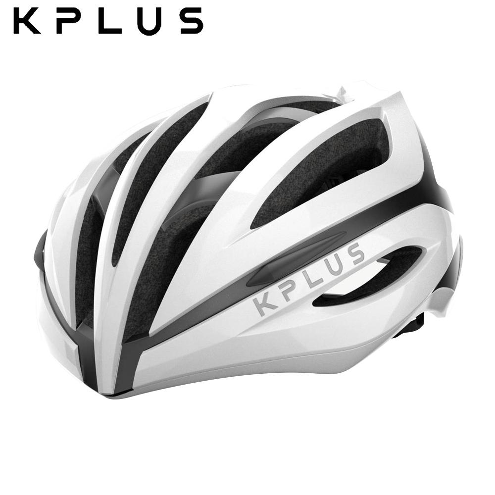 KPLUS 單車安全帽S系列公路競速-SUREVO Helmet-白色