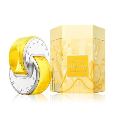 BVLGARI 寶格麗 晶耀2020限量版淡香水 Omnia Golden citrine 40ml EDT