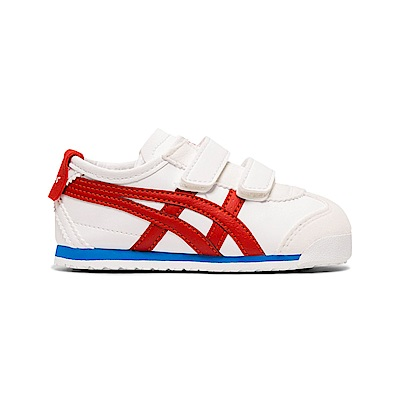 OT 鬼塚虎-Mexico 66 Baja TS 童鞋 (紅邊)