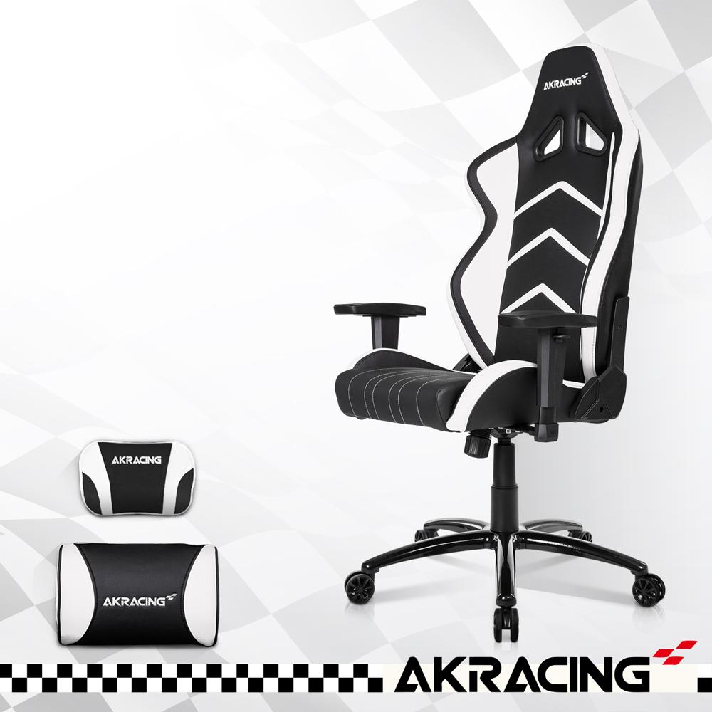 AKRACING_超跑電競椅旗艦款-GT99 Ranger-白