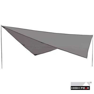 【德國 HIGH PEAK】Tarp2 蝶型天幕帳(400x400cm)