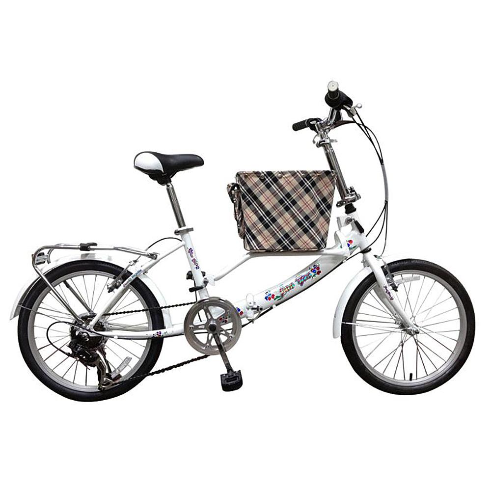 BIKEDNA JY6 PET 20吋6速 SHIMANO多功能寵物車/折疊車 product image 1