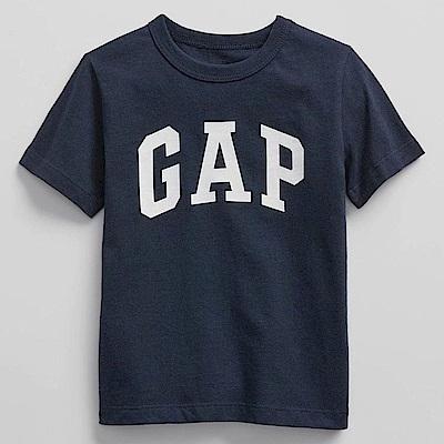 GAP 男生 短袖 T恤 藍 0938