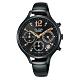 ALBA 雅柏 俏皮時尚腕錶-黑36mm(VD53-X335SD/AT3F19X1) product thumbnail 1