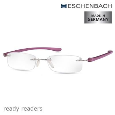 【德國 Eschenbach 宜視寶】ready readers 德國單光老花眼鏡 紫羅蘭色 (共7種度數)