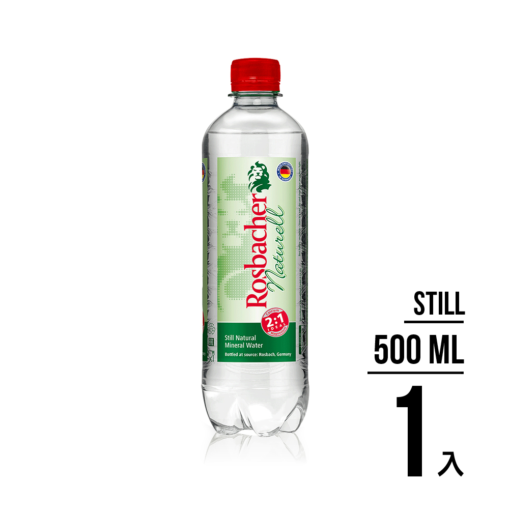 ROSBACHER 天然礦泉水(500ml)