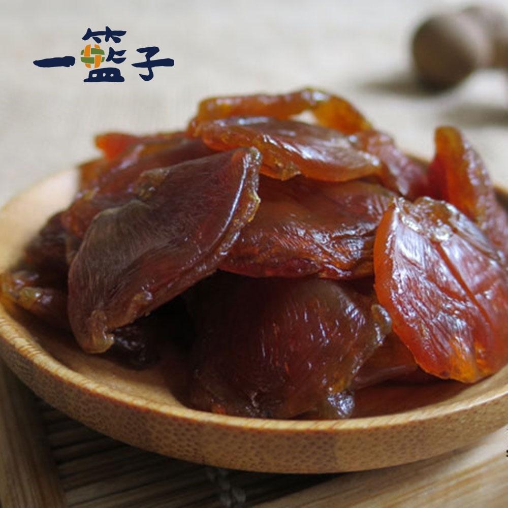 一籃子‧台南東山去籽窯焙桂圓肉(300g/罐)