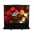 Elite Screens 60吋 4:3 可攜式彈簧地拉幕-白塑布F60XWV1