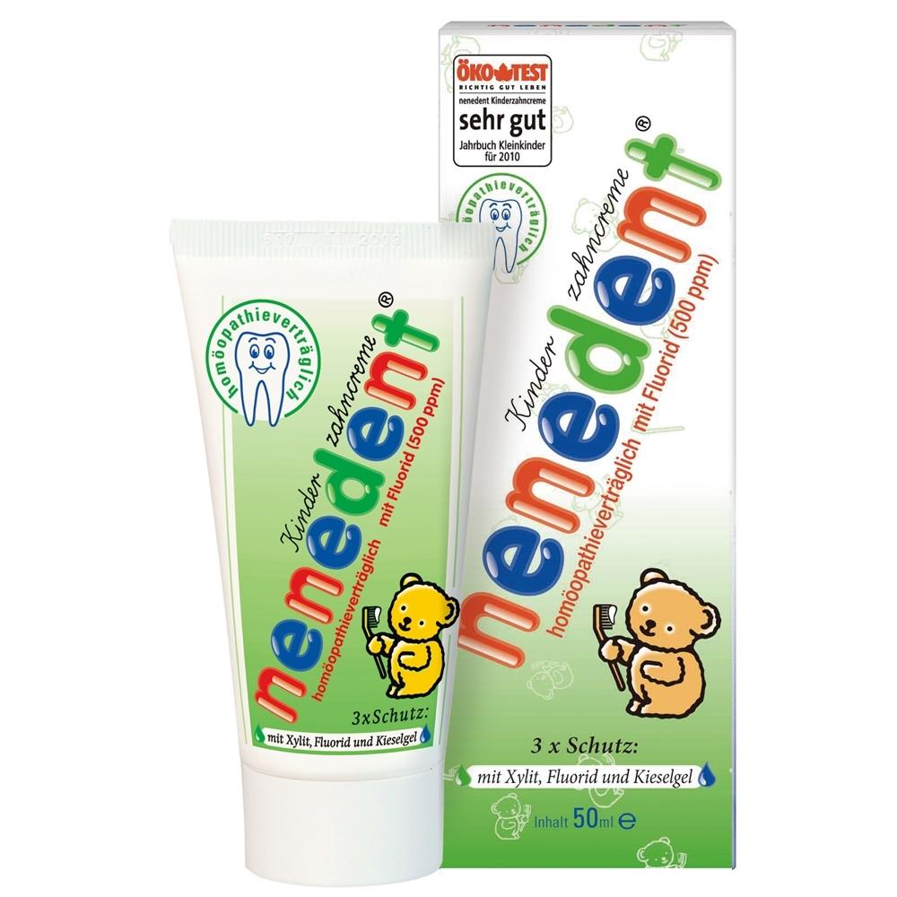 Baan貝恩Dentinox木糖醇兒童牙膏 /50ml (2款可選) product image 1