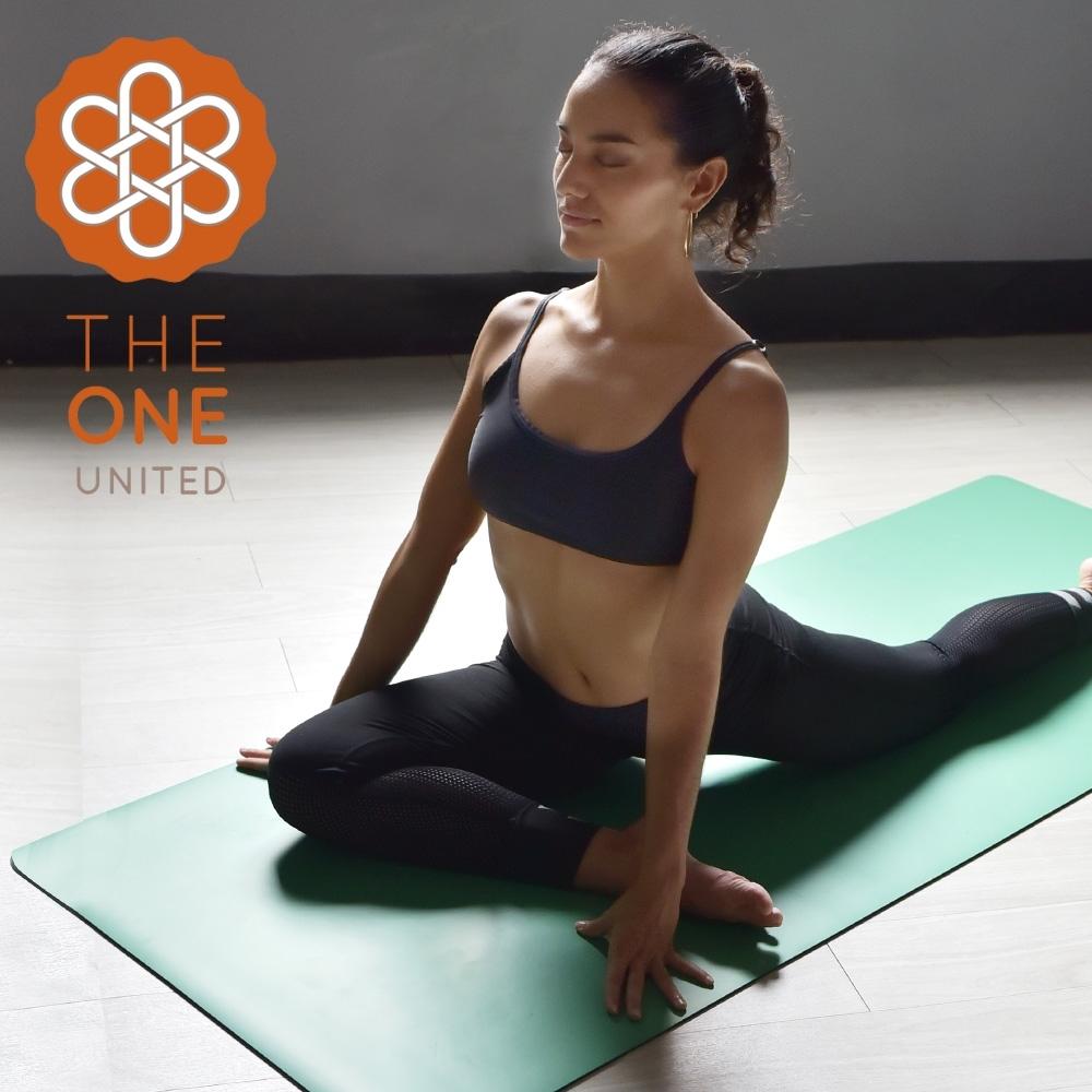 【The One】天然橡膠PU 極致止滑瑜珈墊 4.5mm product image 1