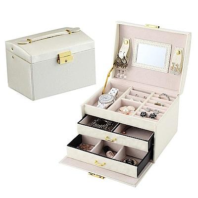 CASE GRACE公主珠寶首飾收納箱(TO-BX06)