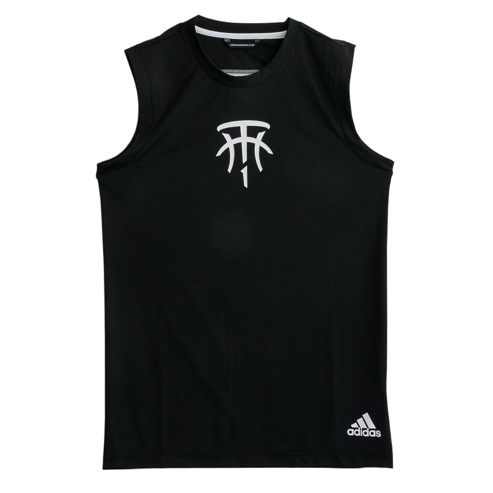 Adidas 愛迪達 TMAC TANK-背心-男
