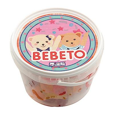 Bebeto 泰迪熊水果軟糖(300g)