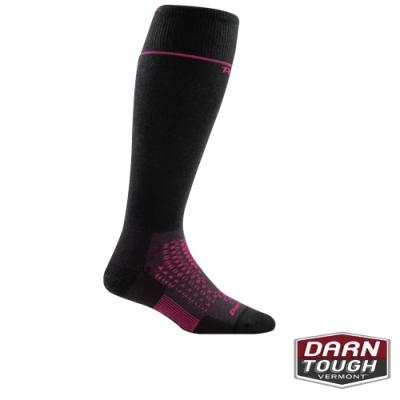 【美國DARN TOUGH】女羊毛襪Thermolite RFL滑雪襪(隨機)
