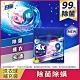 白蘭 4X酵素極淨洗衣球_除菌除螨 (30顆/袋裝/洗衣膠球/洗衣膠囊) product thumbnail 2