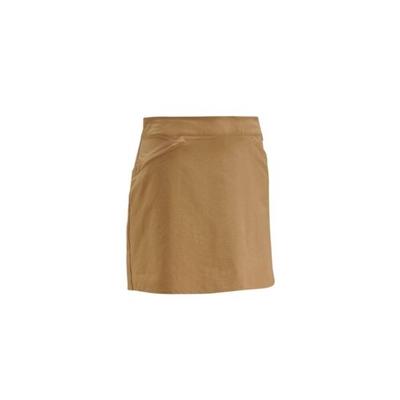 LAFUMA 女 SHIFT SKORT 快排短裙 褐色-LFV119466766