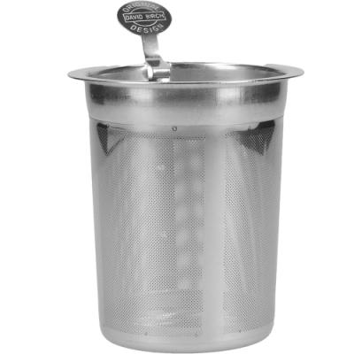 《CreativeTops》卡榫式不鏽鋼濾茶器(4杯)