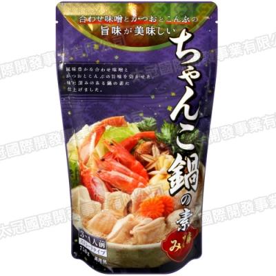 光商 光商海鮮相撲風味鍋(750g)