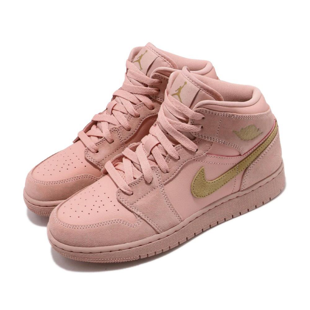 Nike 休閒鞋 Air Jordan 1 Mid 女鞋 | 籃球鞋 |