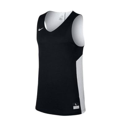 NIKE 背心 籃球 慢跑 運動 男款 黑 867766012 Tank Reversible Vest