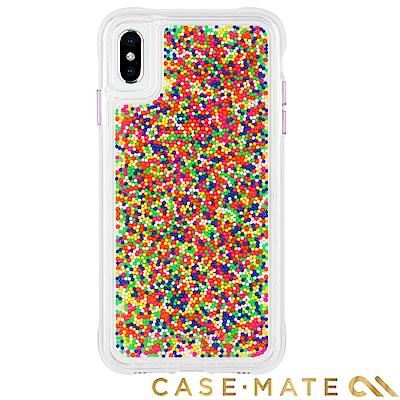 美國 Case-Mate iPhone XS / X 防摔手機保護殼-彩虹糖