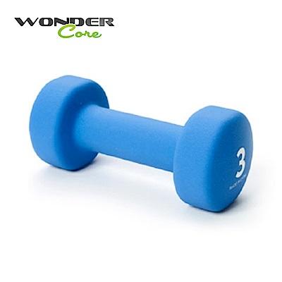 Wonder Core 亮彩有氧啞鈴 (藍色/3kg)