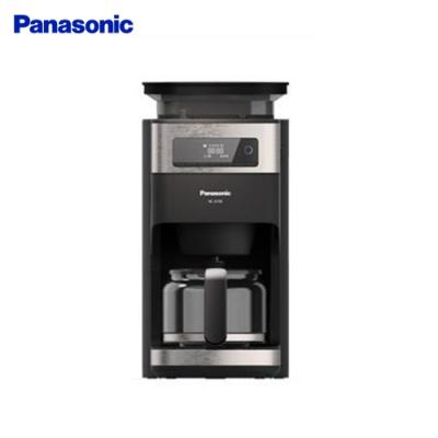 (快速到貨)Panasonic  國際牌 10人份全自動雙研磨美式咖啡機 NC-A700