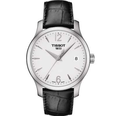 TISSOT TRADITION 簡約時尚女錶(T0632101603700)33mm