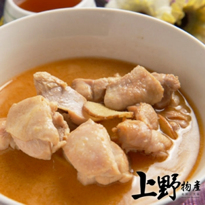 (滿899免運)【上野物產】台灣美味鮮饌 麻油雞醬包(150g±10%/包)x1包