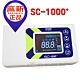 麻新sc1000+智慧型鉛酸鋰鐵雙模式汽機車電瓶充電器-快 product thumbnail 1