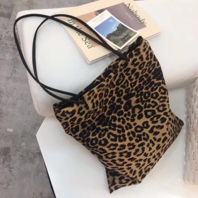 CHARMII CHIC 韓系豹纹托特購物包