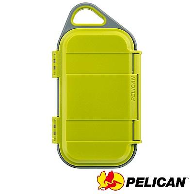 美國 PELICAN G40 GOCASE 微型防水氣密箱-(萊姆綠)