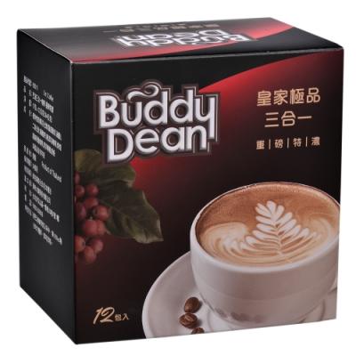 Buddy Dean 巴迪三合一咖啡-重磅特濃(22gx12包入)