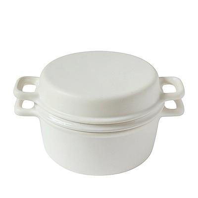 日本 Kamoshika 道具店 三合一土鍋