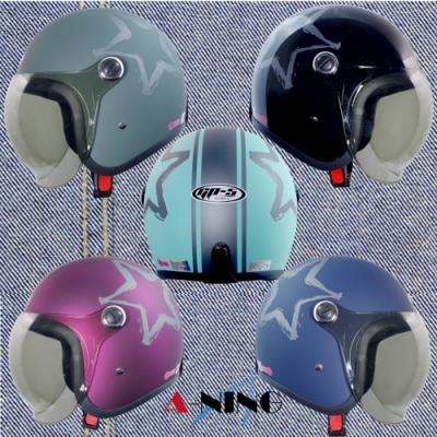 【GP-5】開運幸運星 泡泡鏡安全帽 │魚缸鏡片設計│機車│內襯│開放式安全帽