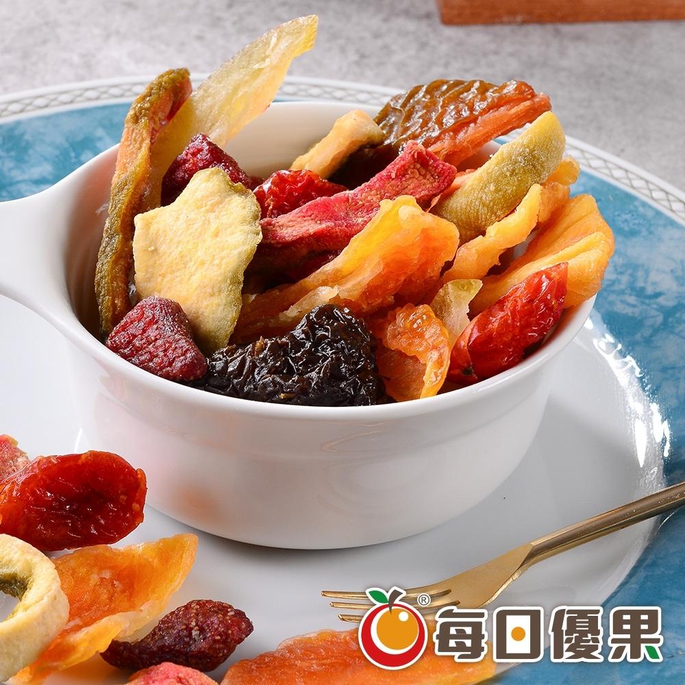 每日優果 鮮採綜合果乾(220g)