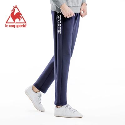 法國公雞牌針織長褲 LOI8140239-男-藏青