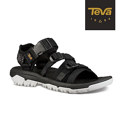 TEVA 原廠貨 女 Hurricane XLT2 ALP 機能運動涼鞋-黑