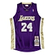 M&N Authentic球員版復古球衣 名人堂 湖人隊 96-16 #24 Kobe Bryant product thumbnail 1