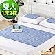 Betrise日本夯熱銷固態低反發抗菌凝膠持久冰涼墊-(雙人一床2枕) product thumbnail 1