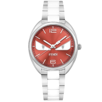 FENDI 芬迪 Momento Bugs小怪獸手錶40mm F216037104D1