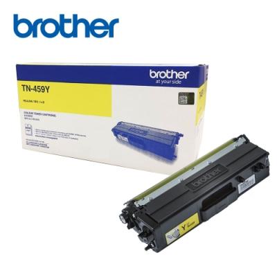 Brother TN-459Y 原廠高容量黃色碳粉匣
