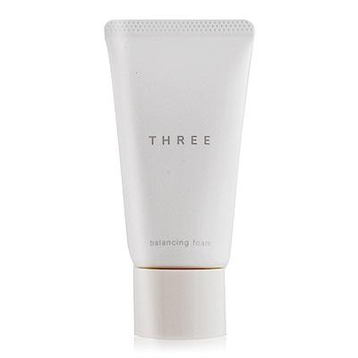 (即期品)THREE 平衡洗顏皂霜30g-期效201902