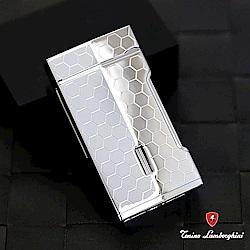 藍寶堅尼Tonino Lamborghini MITO LIGHTER打火機(蜂巢銀)